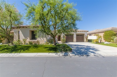 Riverside County Single Family Home For Sale: 41765 Via Treviso