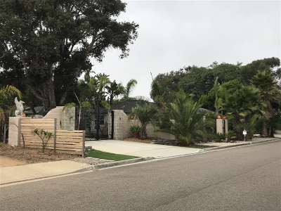 Carlsbad Multi Family 2-4 For Sale: 2459 Tuttle Street