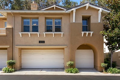 San Diego CA Townhouse For Sale: $529,000
