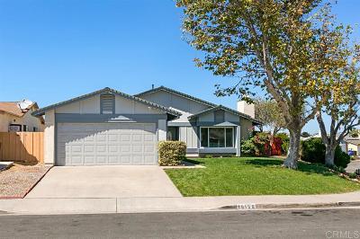 Single Family Home For Sale: 10198 Hendricks Court