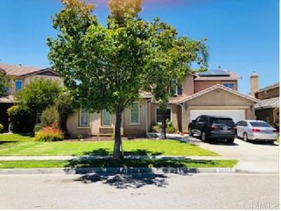 Riverside County Single Family Home For Sale: 28175 Amaryliss Way