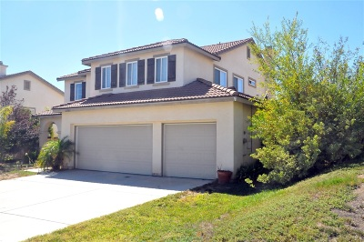 Riverside County Single Family Home For Sale: 27503 Mangrove St.