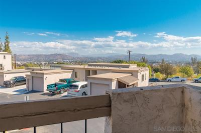 El Cajon Attached For Sale: 350 Travelodge Drive