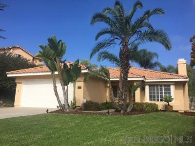 San Diego CA Single Family Home For Sale: $829,900