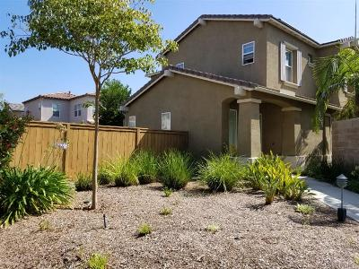 Otay Ranch Single Family Home For Sale: 1769 Reichert Way