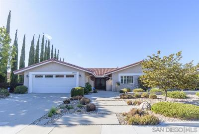 San Diego CA Single Family Home For Sale: $869,900