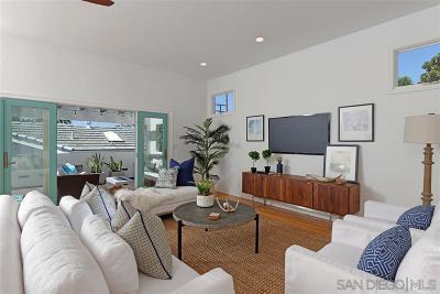 Single Family Home For Sale: 5558 Taft Avenue