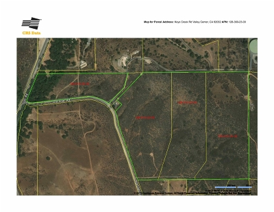 Valley Center Residential Lots & Land For Sale: Old Lilac Rd #4 Lots