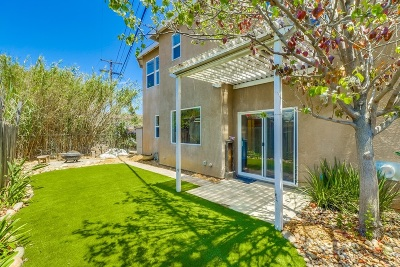 San Diego CA Single Family Home For Sale: $539,000