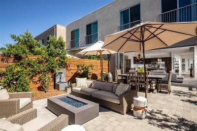 San Diego CA Townhouse For Sale: $1,179,000