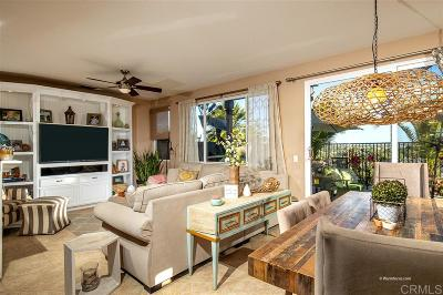 Carlsbad Townhouse For Sale: 6438 Terraza Portico