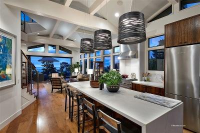 Del Mar CA Single Family Home For Sale: $5,283,000