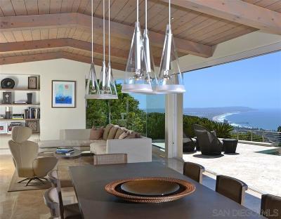 La Jolla Single Family Home For Sale: 1315 Cottontail Ln