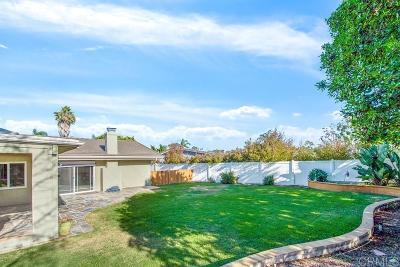 Solana Beach Single Family Home For Sale: 831 Santa Regina