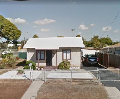 Carlsbad CA Multi Family 2-4 For Sale: $1,100,000