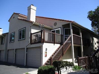 Carlsbad Attached For Sale: 3463 Caminito Sierra #303