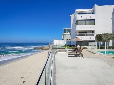 La Jolla Attached For Sale: 100 Coast Blvd #204