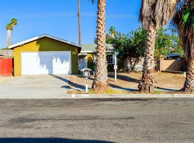 Oceanside Single Family Home For Sale: 626 Elaine Avenue
