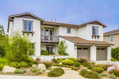 Carlsbad CA Single Family Home For Sale: $1,100,000