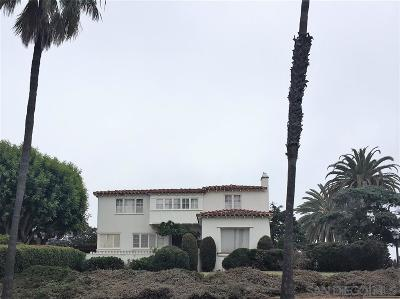 Single Family Home Pending: Santa Barbara St