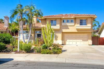 San Diego CA Single Family Home For Sale: $809,900