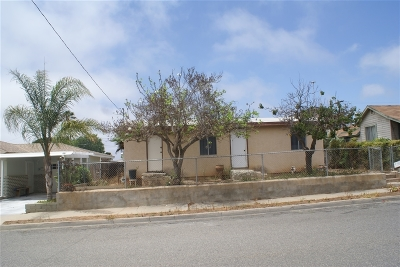 Oceanside Residential Lots & Land For Sale: 1332 Lemon Street #11