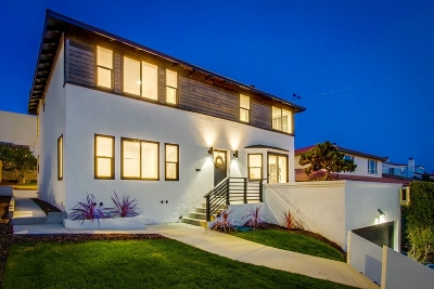 San Diego Single Family Home For Sale: 3357 State Street