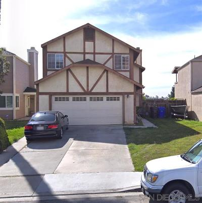 San Diego CA Single Family Home For Sale: $445,000