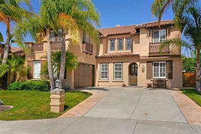 San Diego CA Single Family Home For Sale: $1,168,800