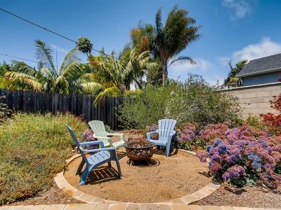 Oceanside Single Family Home For Sale: 1114 Vista Way