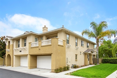San Diego Townhouse For Sale: 14099 Brent Wilsey Pl #3