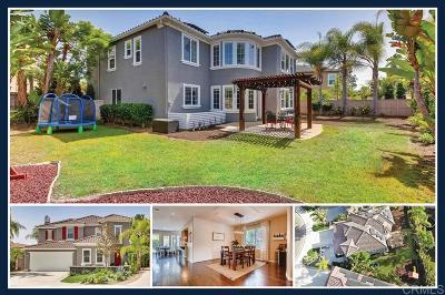 San Marcos Single Family Home For Sale: 1794 Lemon Tree Ct