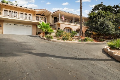 Escondido Single Family Home For Sale: 26319 Crescendo Dr