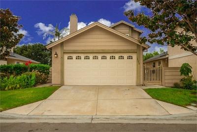 Single Family Home For Sale: 4158 Esperanza