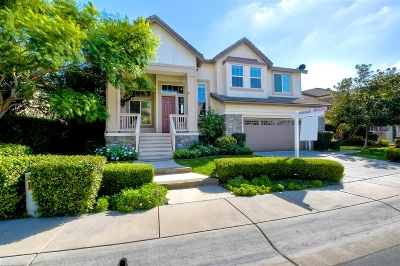 San Marcos Single Family Home For Sale: 1579 Glencrest Dr
