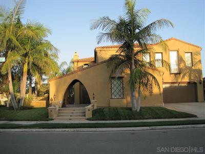 Single Family Home For Sale: 1441 Canoe Creek Way
