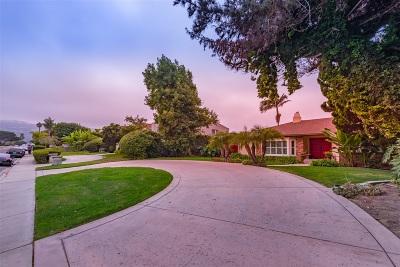 La Jolla Shores Single Family Home For Sale: 8552 La Jolla Shores Dr