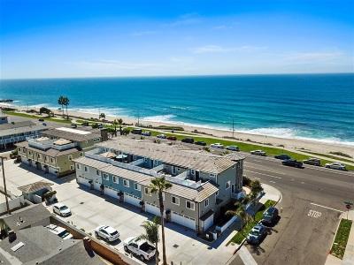 Oceanside,  Carlsbad , Vista, San Marcos, Encinitas, Escondido, Rancho Santa Fe, Cardiff By The Sea, Solana Beach Rental For Rent: 3710 Carlsbad Blvd