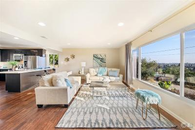 San Diego Single Family Home For Sale: 1225 60th St