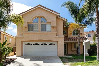 Carlsbad Single Family Home For Sale: 6613 Corte Real