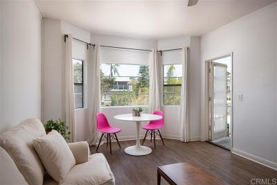 San Diego Attached For Sale: 2650 Broadway #207