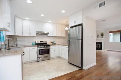 San Diego Attached Pending: 3805 Herbert Street #8