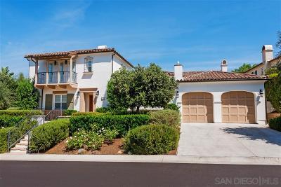 San Diego Single Family Home Pending: 7706 Briza Placida