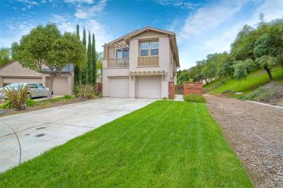 Carlsbad Single Family Home For Sale: 5477 Wolverine Terrace