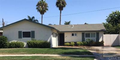 Oceanside Single Family Home For Sale: 118 Frontier Drive