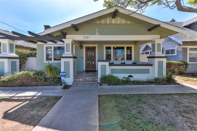 University Heights Single Family Home For Sale: 1251 Lincoln Ave
