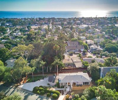Encinitas Single Family Home For Sale: 350 E Glaucus