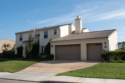 Single Family Home For Sale: 3014 New Ranch Court