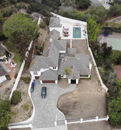 La Jolla Single Family Home For Sale: 6665 Via Estrada