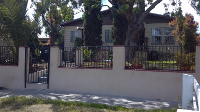 San Diego Multi Family 2-4 For Sale: 3144 45th